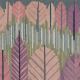 Foglie di primavera pair: detail art. 1136